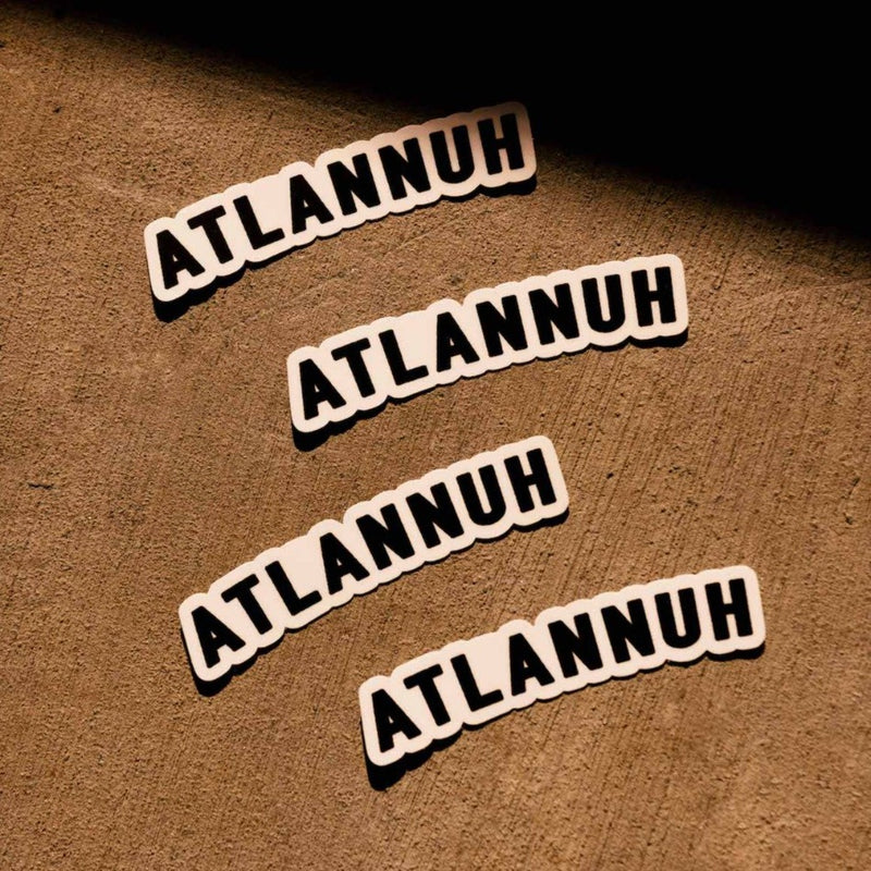 Atlannuh Sticker