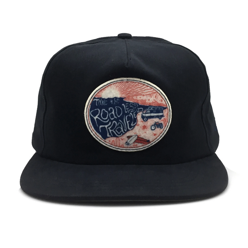 Road Less Traveled Strapback