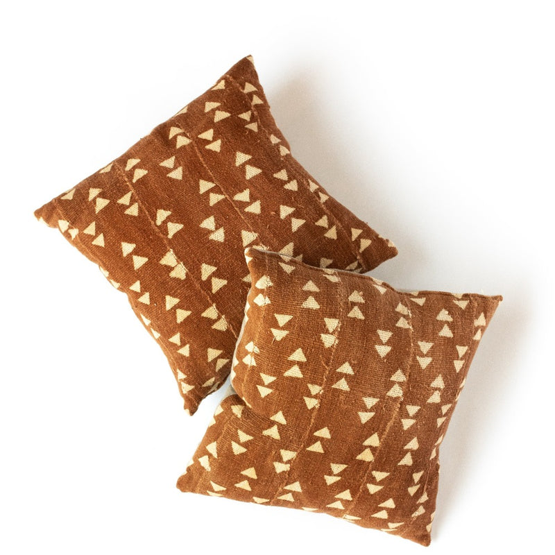"22"" Mudcloth Pillow"