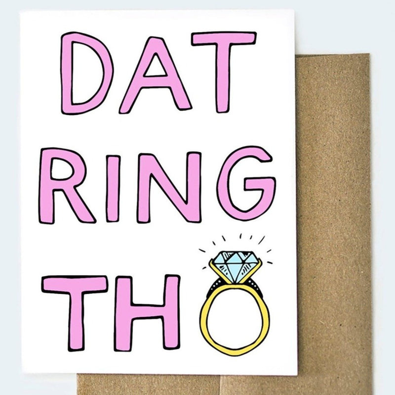 Dat Ring Tho Card