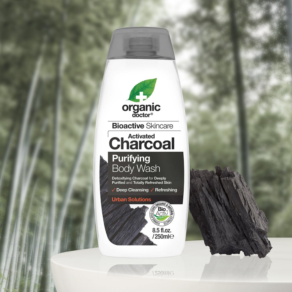Organic Doctor Charcoal Body Wash