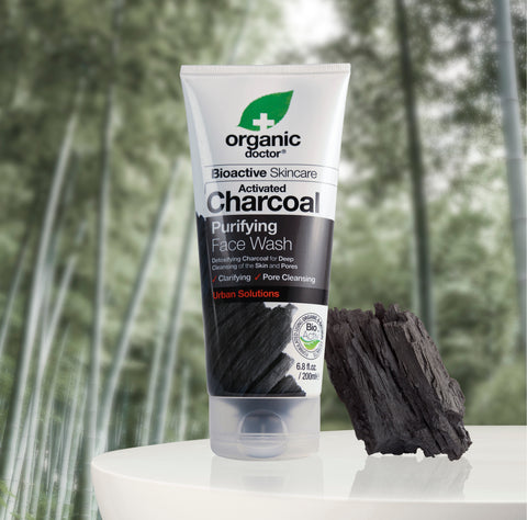 Organic Doctor Charcoal Face Wash