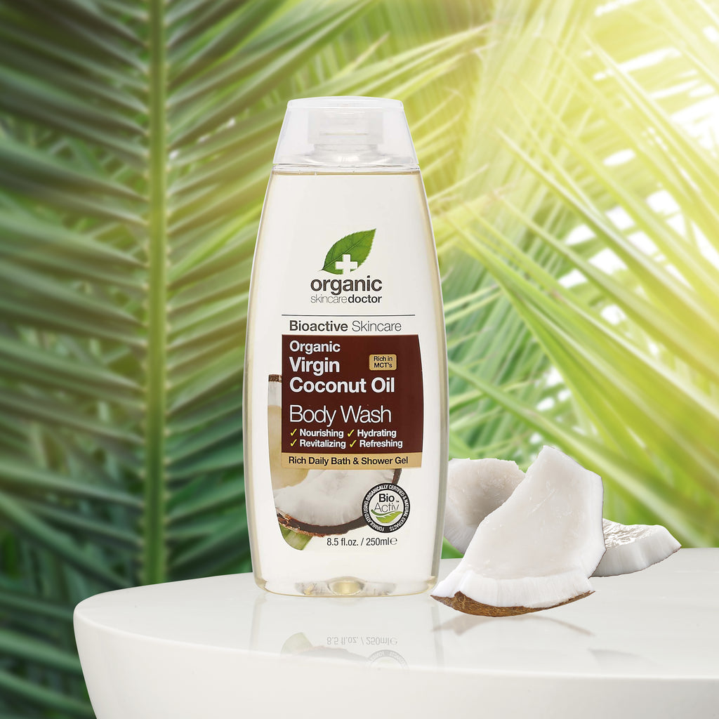 Organic Doctor Virgin Coconut Oil Body Wash