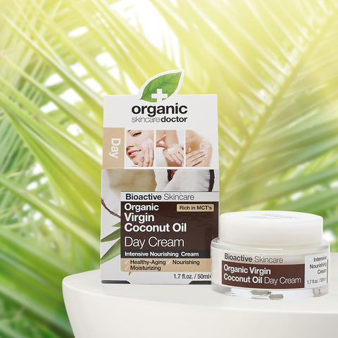 Organic Doctor Virgin Coconut Oil Day Cream