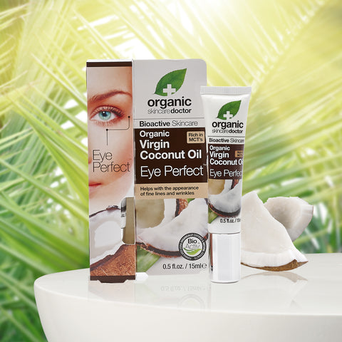 Organic Doctor Virgin Coconut Oil Eye Perfect