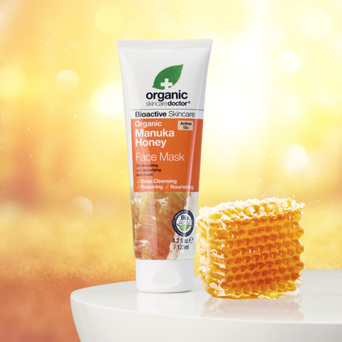 Organic Doctor Manuka Honey Face Mask