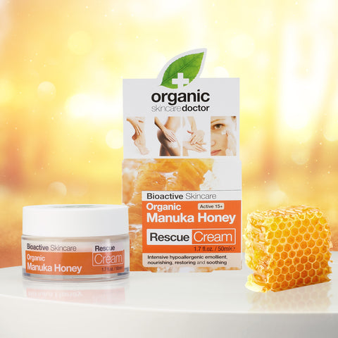 Organic Doctor Manuka Honey Rescue Cream