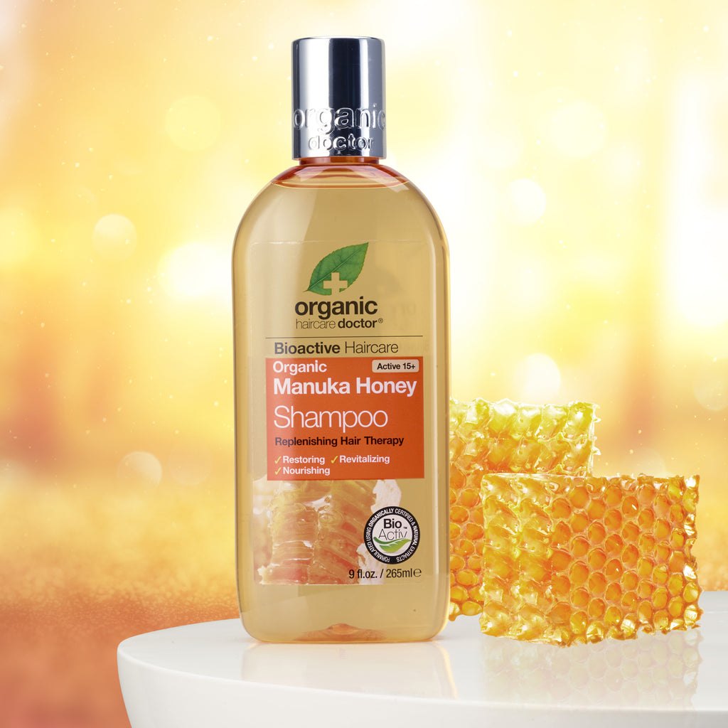 Organic Doctor Manuka Honey Shampoo