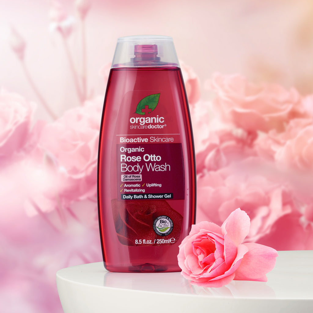 Organic Doctor Rose Otto Body Wash