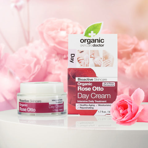 Organic Doctor Rose Otto Day Cream