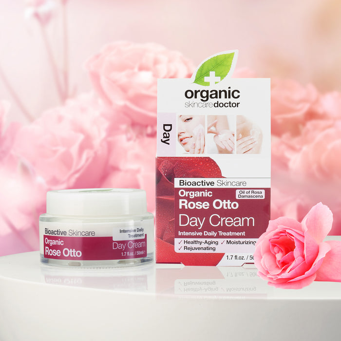 Rose Otto Day Cream