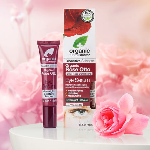 Organic Doctor Rose Otto Eye Serum