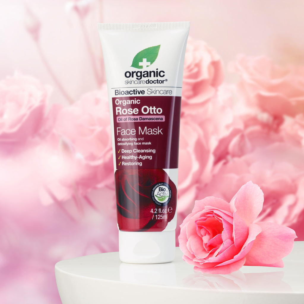 Organic Doctor Rose Otto Face Mask