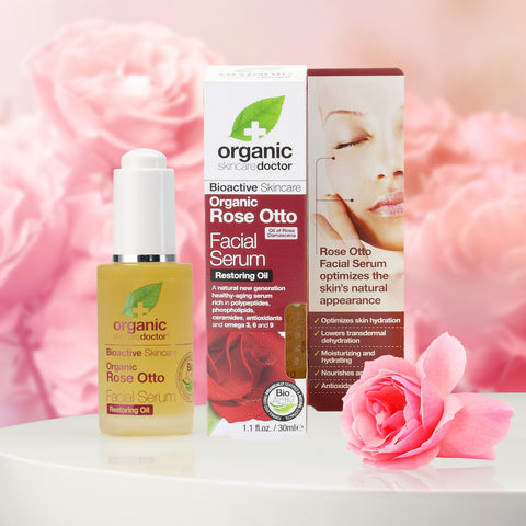 Organic Doctor Rose Otto Facial Serum