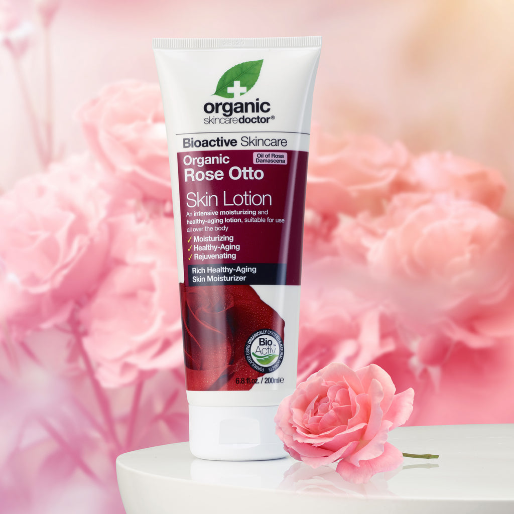 Organic Doctor Rose Otto Skin Lotion
