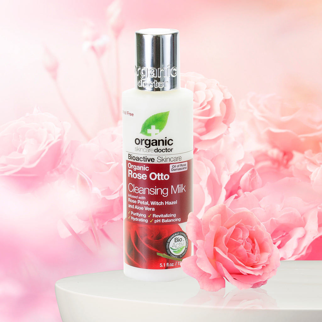 Organic Doctor Rose Otto Cleansing Milk