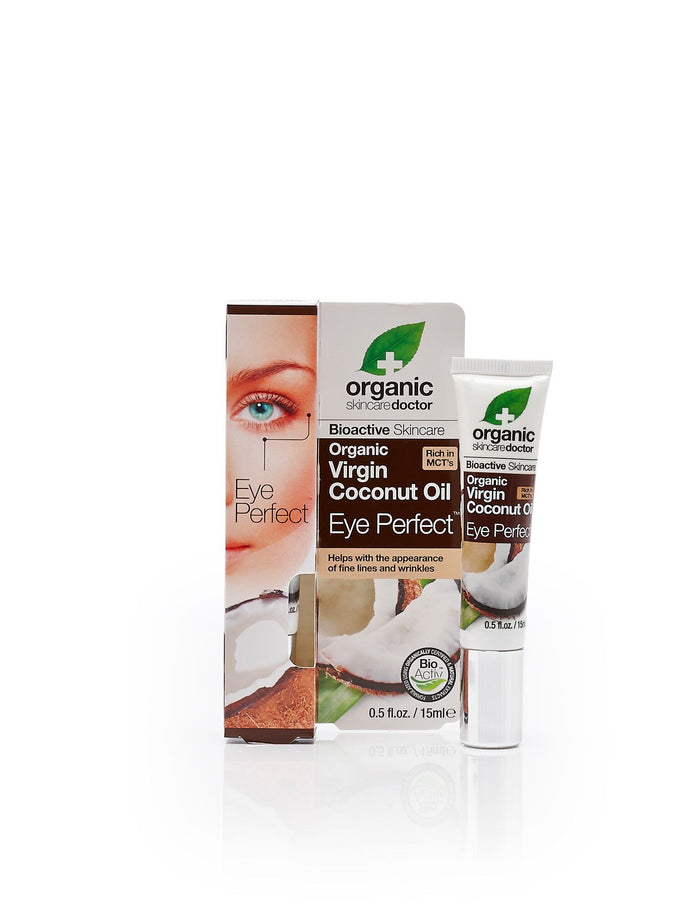 Virgin Coconut Oil Eye Perfect