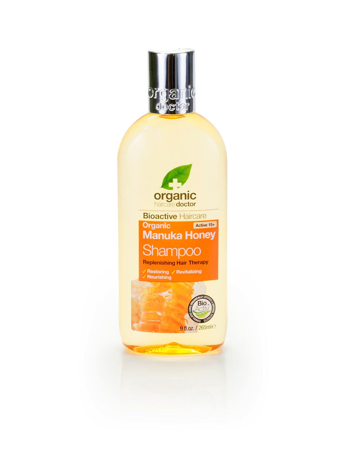Manuka Honey Shampoo