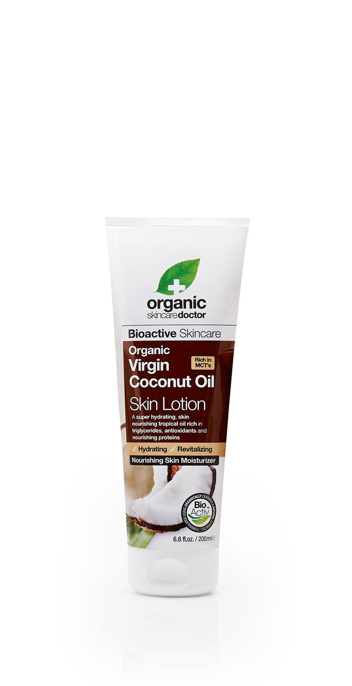 Virgin Coconut Oil Skin Lotion