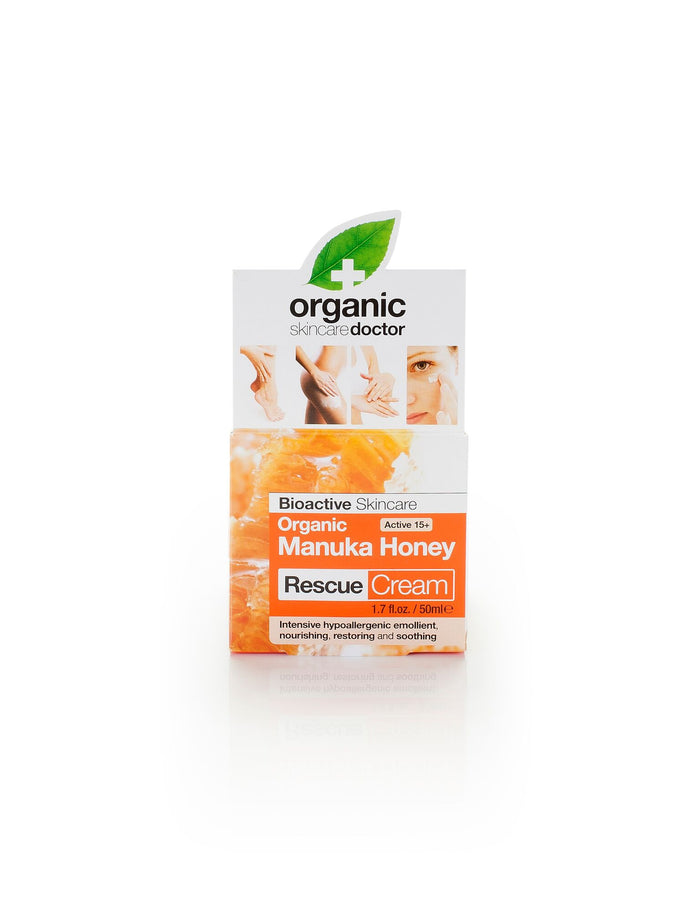 Manuka Honey Rescue Cream
