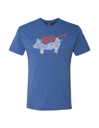Men's Butcher Pig T-Shirt