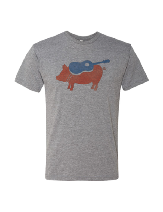 Men's Smokeout Pig T-Shirt
