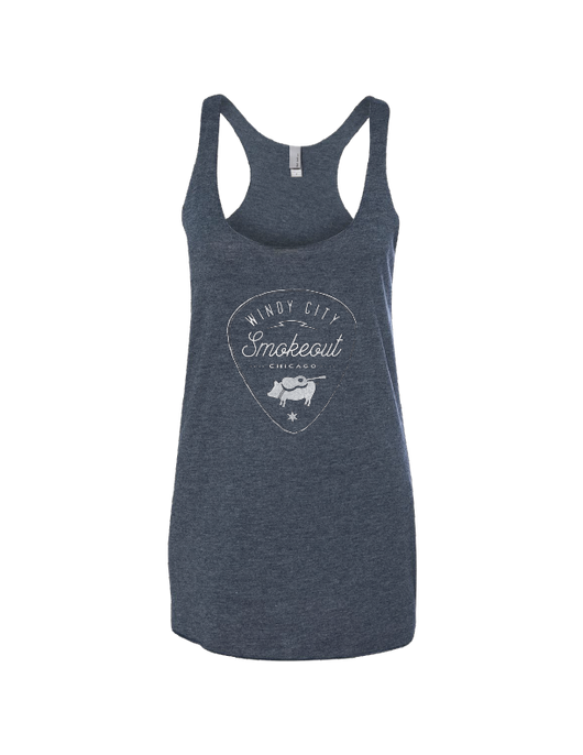 Women's Guitar Pick Tank