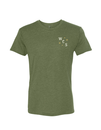 Men's Army Crew T-Shirt