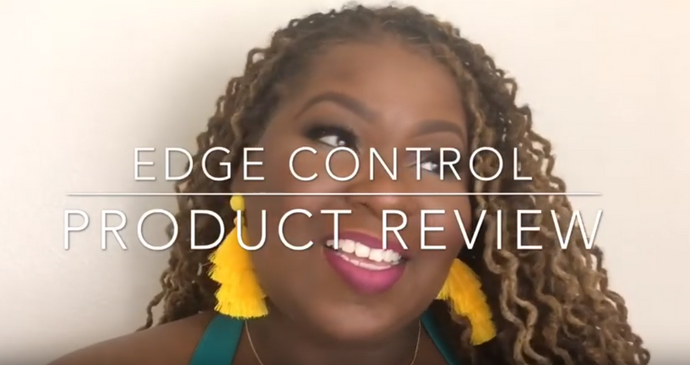 Product Review: @Edgifiher Edge Brush & Edge Control