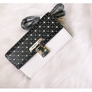 Lea mini clutch/ crossbody bag