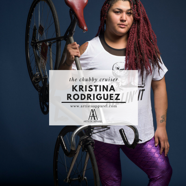 The Chubby Crusier: Kristina Rodriguez