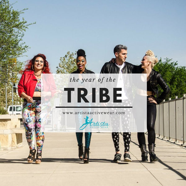 THE YEAR OF THE TRIBE:  RESOLUTION 2017