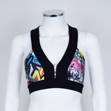 COMIC BOOK HALTER TOP