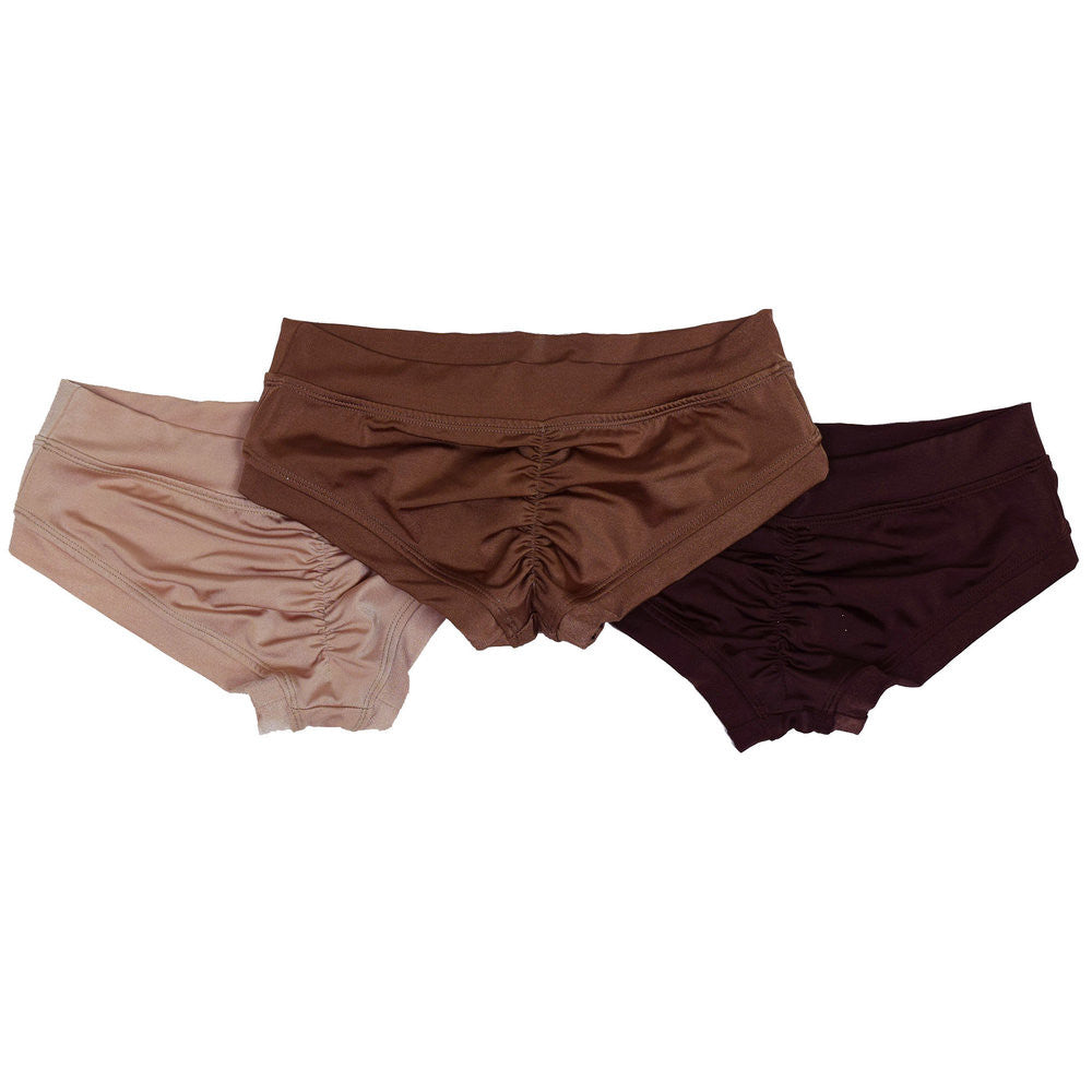 SKIN TONES COLLECTION RUCHED SHORT