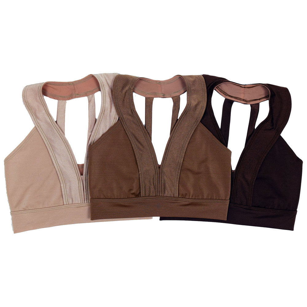 SKIN TONES COLLECTION HALTER TOP