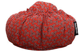Small Wonderbag : Batik Red