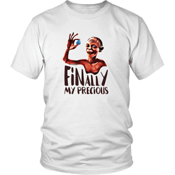 "Funny Guitar Shirt - ""Finally, my Precious!"""