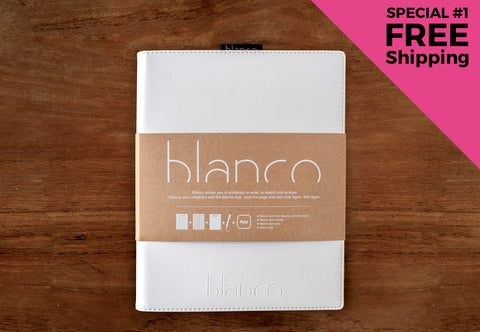 Special 1: Blanco Book + free shipping