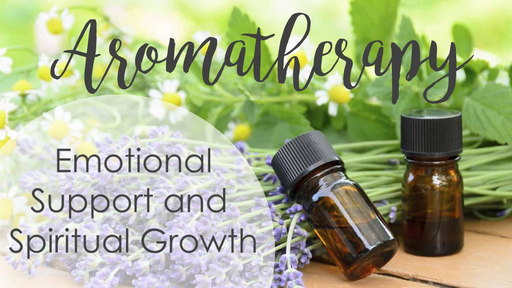 Essential Oils Emotional Reference Chart