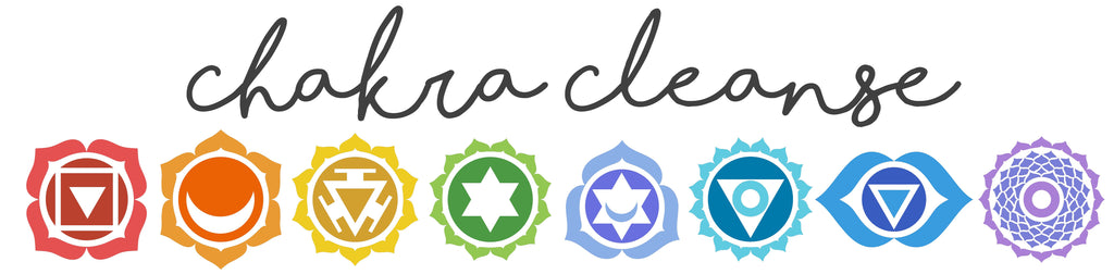 Essential Oil Chakra Cleanse