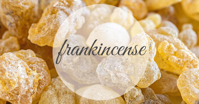 All About Frankincense