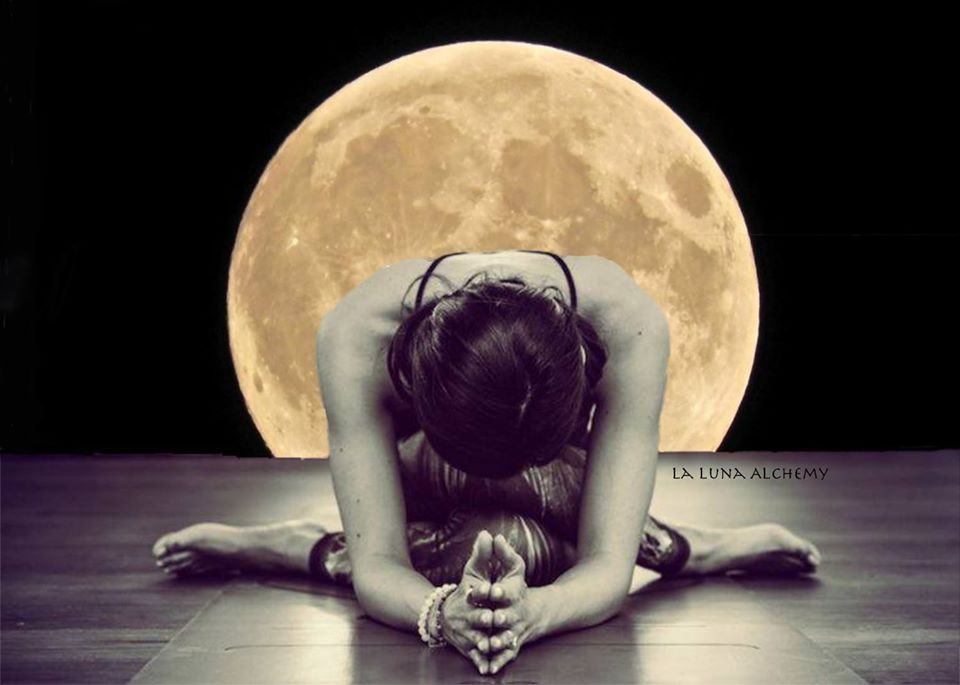September 30th - Full Moon Salutations