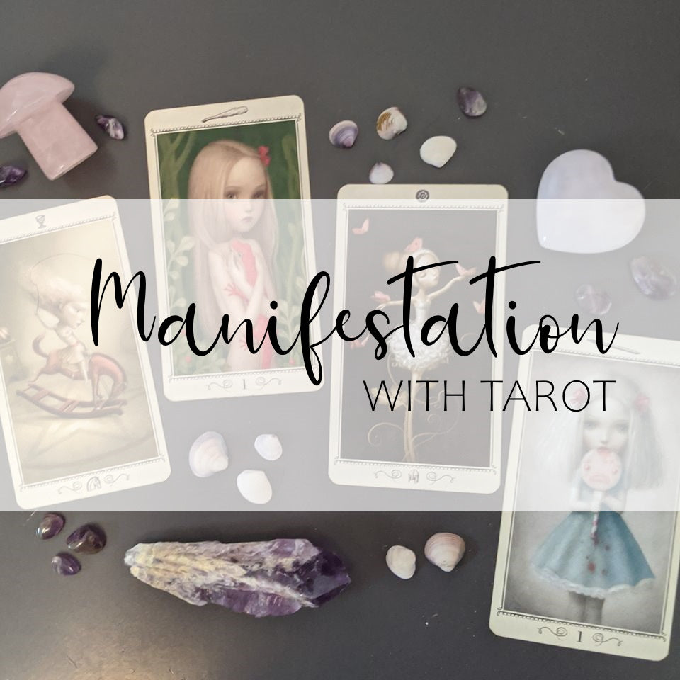 January 10th: Manifesting with Tarot