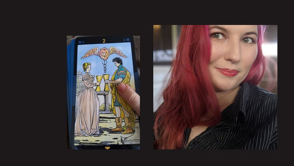 March 5th - VIRTUAL CLASS - Beyond the Lovers - The Real Love Cards of the Tarot for Beginners