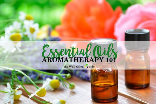 September 25th - All About the Aroma: Essential Oils 101