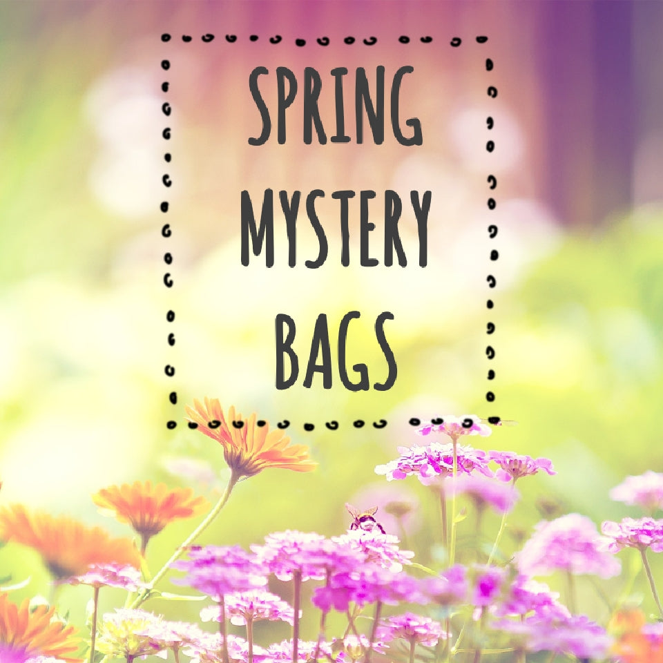 Spring Mystery Bags