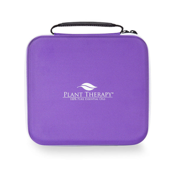Hard-Top Essential Oil Carrying Cases - Large