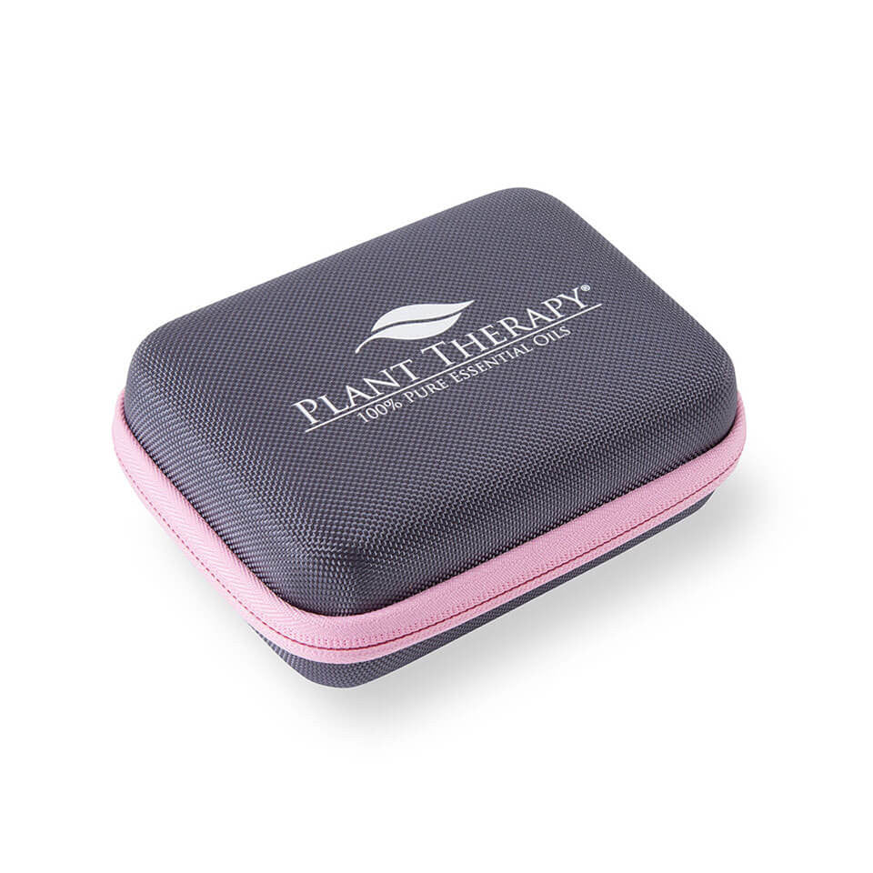 Hard-Top Essential Oil Carrying Cases - Small