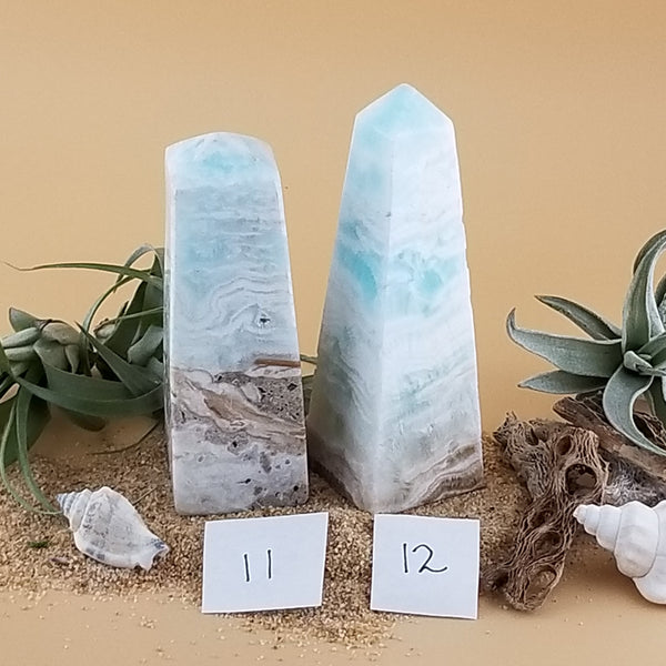 Carribean Calcite Towers