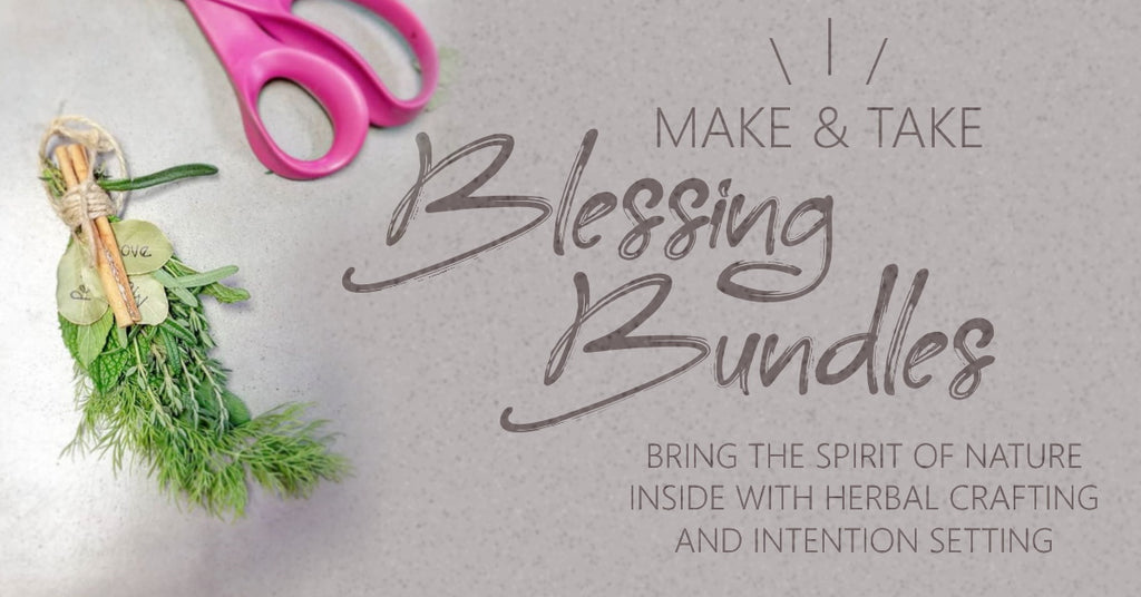 Blessing Bundle Make and Take Class